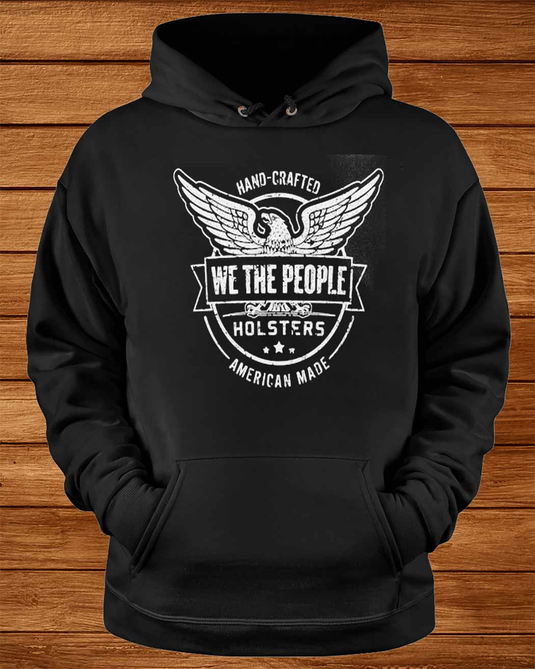 We The People Holsters American Made Logo Shirt